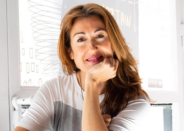 Entrevista a Miriam Martínez, directora creativa ejecutiva de Mi Querido Watson